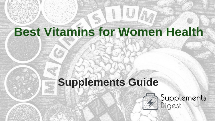 Best Vitamins for Women Health